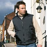 Fleece-lined bodywarmer Thumbnail