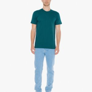American Apparel Adult Fine Jersey Tee Thumbnail