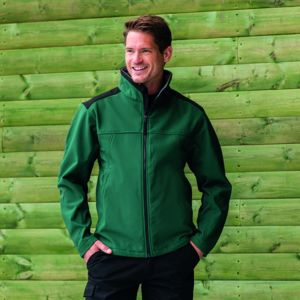 Workwear softshell jacket Thumbnail